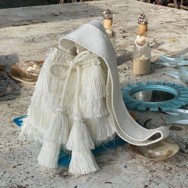 Mochila Deluxe Flecos Blancos 1