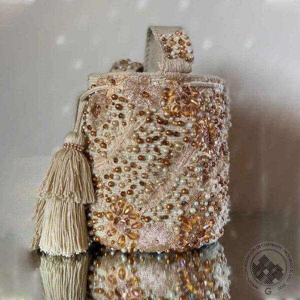 Mochila Deluxe Honey Crystal 2