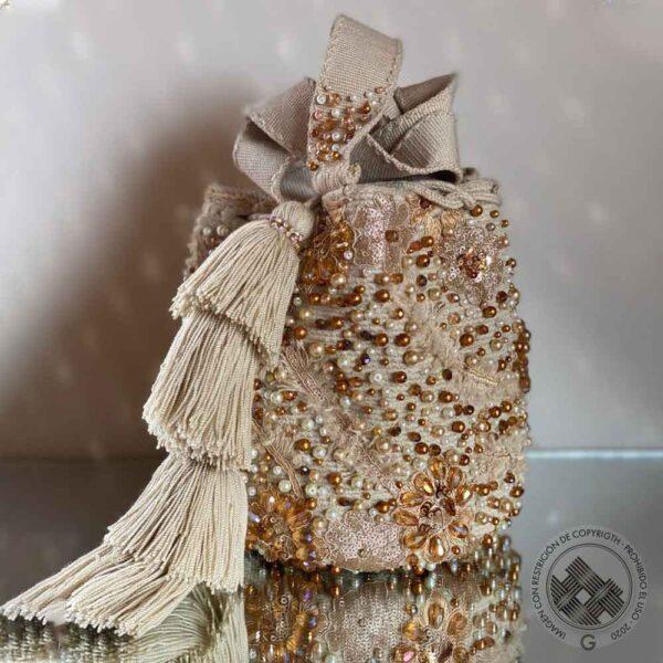 Mochila Deluxe Honey Crystal 1