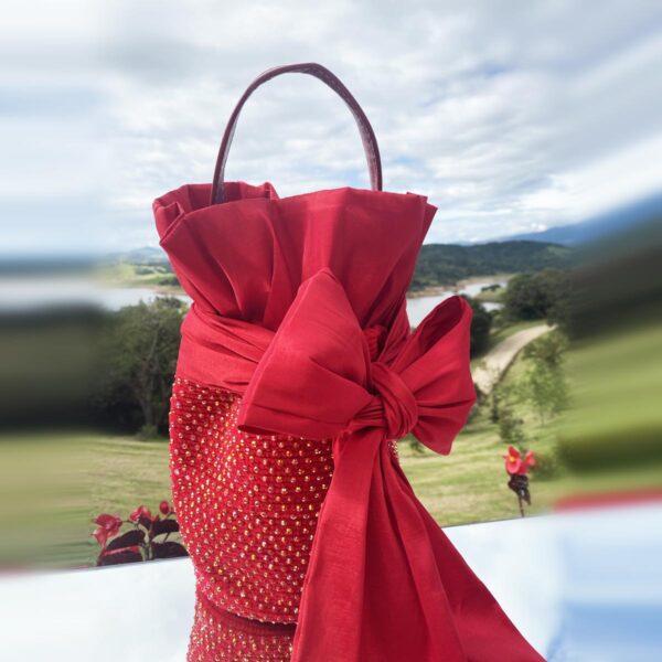 Mochila Deluxe Red Rose 3