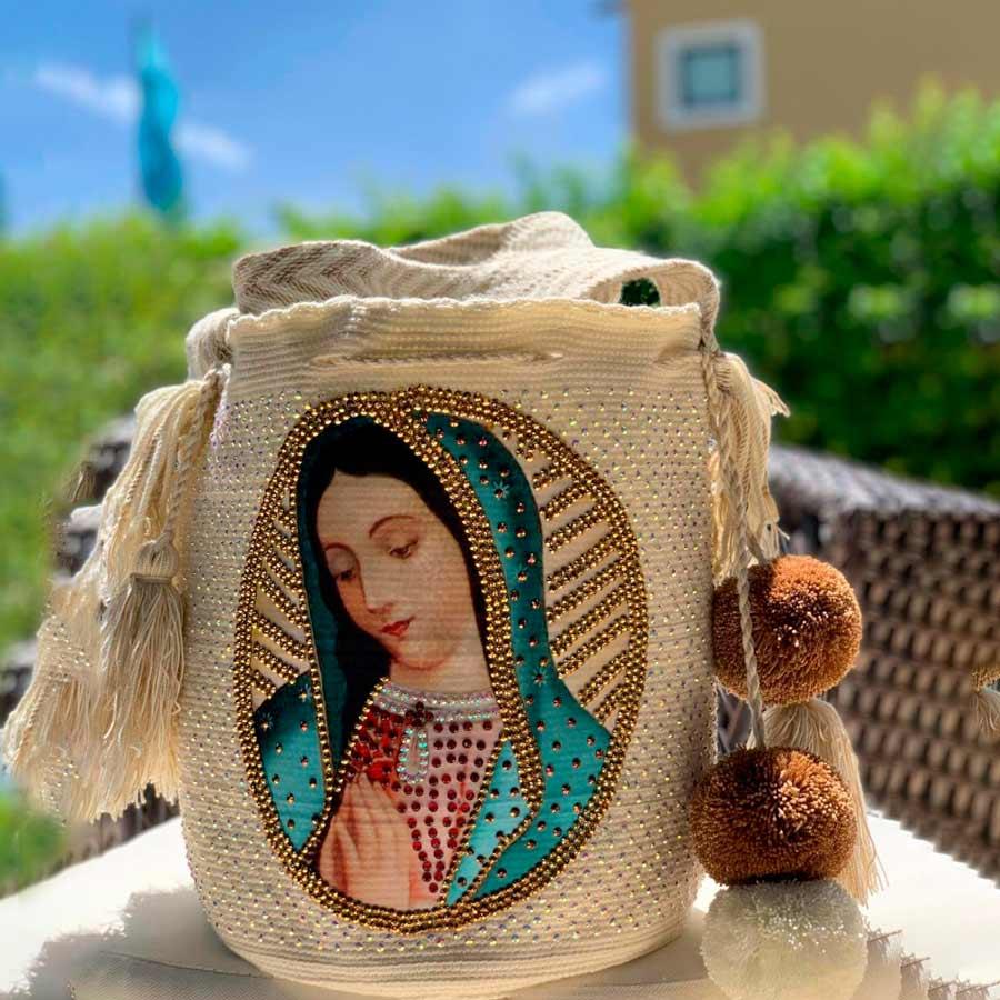 Mochila Deluxe Virgen de Guadalupe Madres 2