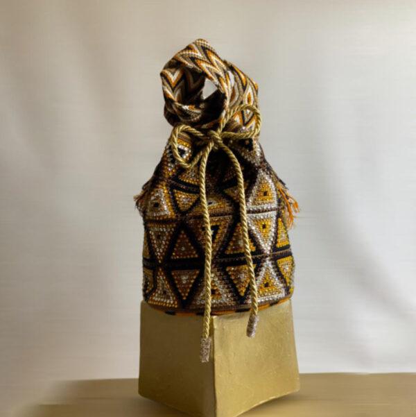 Mochila Wayúu Tradición 1