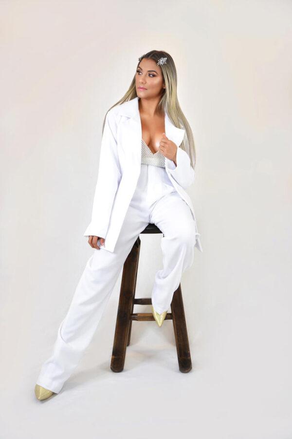 Outfit Blanco Suvi - Blazer 1